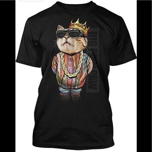 Other - Big Paw Paw Cat Notorious C.A.T. B.I.G. Biggie